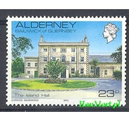 Znaczek Alderney 1992 Mi 54 Czyste **