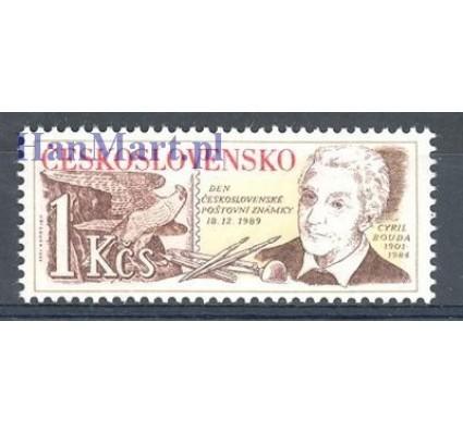 Znaczek Czechosłowacja 1989 Mi 3028 Czyste **