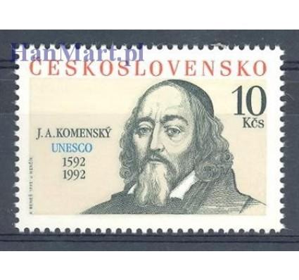 Znaczek Czechosłowacja 1992 Mi 3110 Czyste **