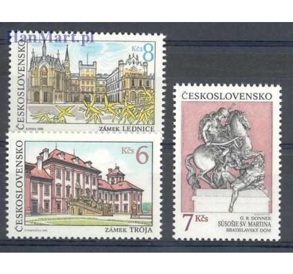 Znaczek Czechosłowacja 1992 Mi 3126-3128 Czyste **