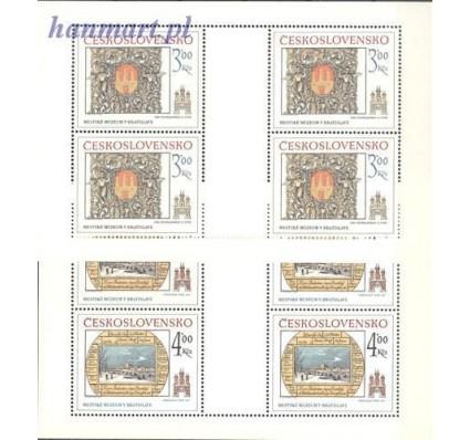 Znaczek Czechosłowacja 1984 Mi ark 2770-2771 Czyste **