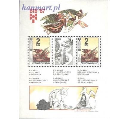 Znaczek Czechosłowacja 1987 Mi bl 72 Czyste **