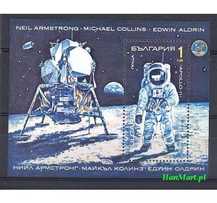 Bułgaria 1990 Mi bl 213 Czyste **