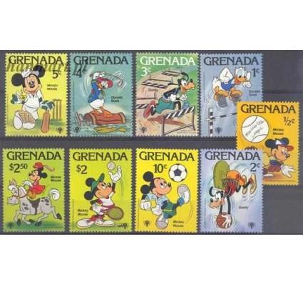 Grenada 1979 Mi 991-999 Czyste **