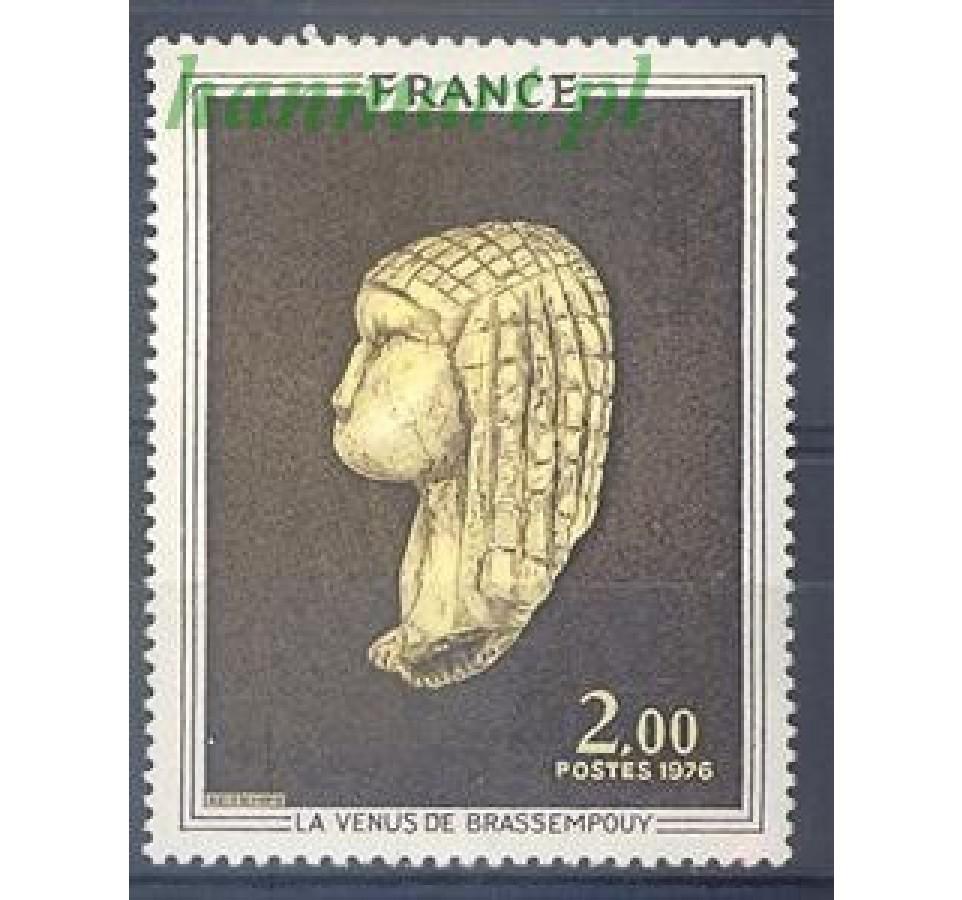 Francja 1976 Mi 1955 Czyste **