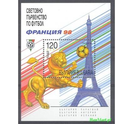 Znaczek Bułgaria 1998 Mi bl 235 Czyste **
