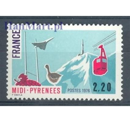 Znaczek Francja 1976 Mi 1952 Czyste **