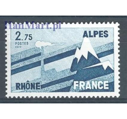 Znaczek Francja 1977 Mi 2008 Czyste **