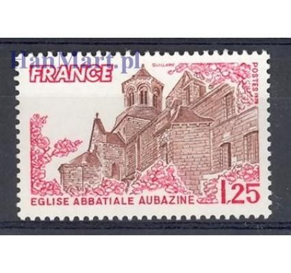 Znaczek Francja 1978 Mi 2074 Czyste **