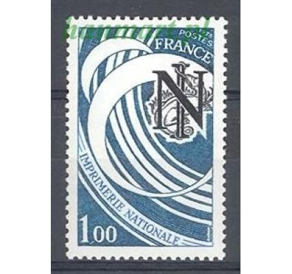 Znaczek Francja 1978 Mi 2118 Czyste **
