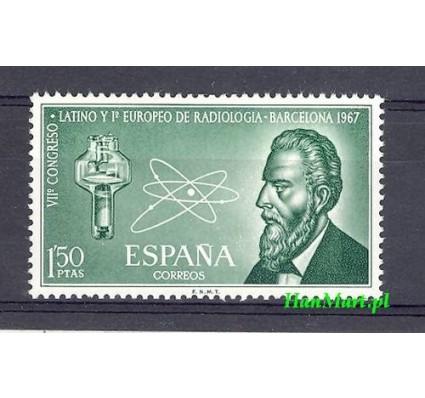 Znaczek Hiszpania 1967 Mi 1676 Czyste **