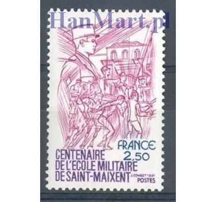 Znaczek Francja 1981 Mi 2261 Czyste **