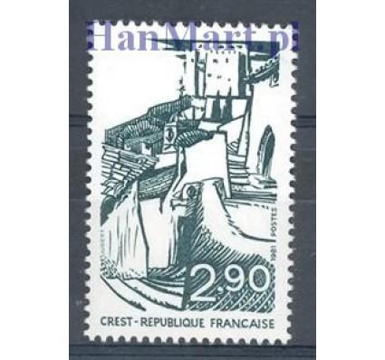 Znaczek Francja 1981 Mi 2294 Czyste **