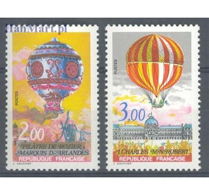Znaczek Francja 1983 Mi 2387-2388 Czyste **