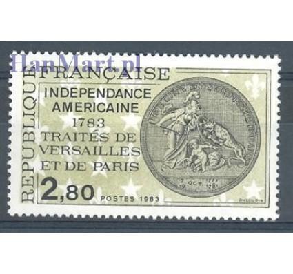 Znaczek Francja 1983 Mi 2409 Czyste **