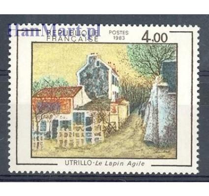 Znaczek Francja 1983 Mi 2422 Czyste **