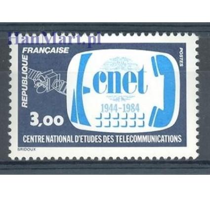 Znaczek Francja 1984 Mi 2450 Czyste **