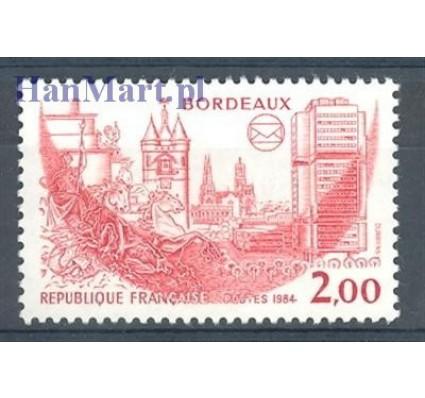 Znaczek Francja 1984 Mi 2449 Czyste **