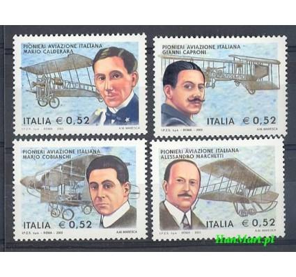 Znaczek Włochy 2003 Mi 2923-2926 Czyste **