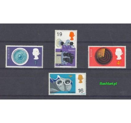 Znaczek Wielka Brytania 1967 Mi 470-473 Czyste **