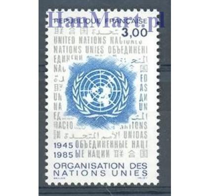 Znaczek Francja 1985 Mi 2507 Czyste **