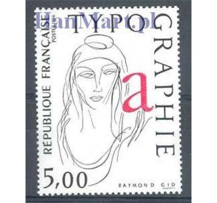 Francja 1986 Mi 2537 Czyste **