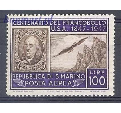 Znaczek San Marino 1947 Mi 396 Czyste **