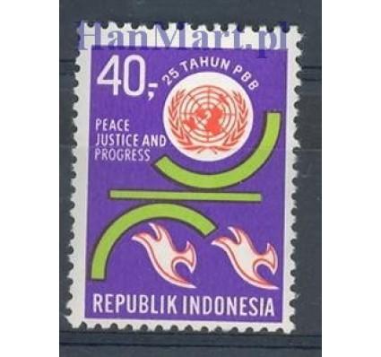 Znaczek Indonezja 1970 Mi 679 Czyste **