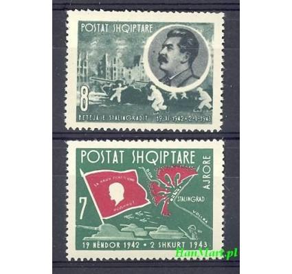 Albania 1963 Mi 725-726 Czyste **