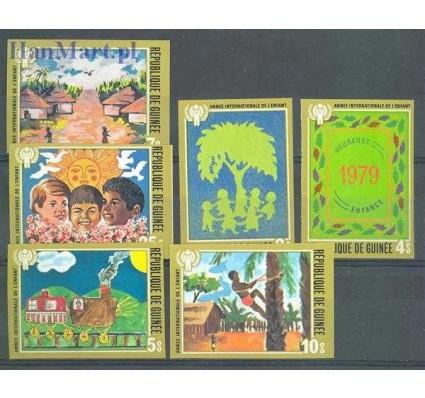 Znaczek Gwinea 1980 Czyste **