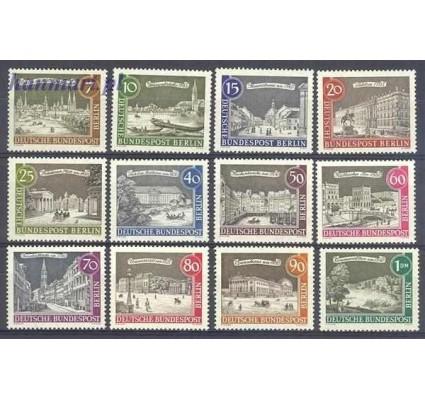 Znaczek Berlin Niemcy 1962 Mi 218-229 Czyste **
