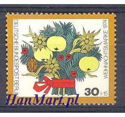 Znaczek Berlin Niemcy 1974 Mi 481 Czyste **