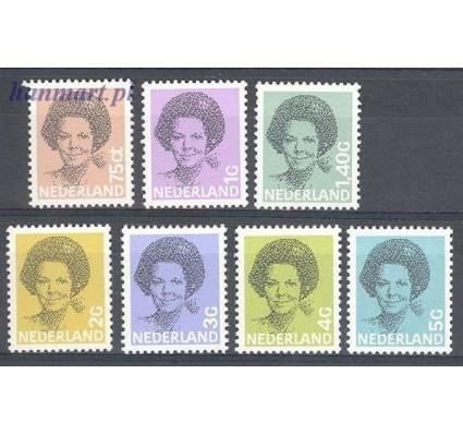 Znaczek Holandia 1982 Mi 1211-1217 Czyste **