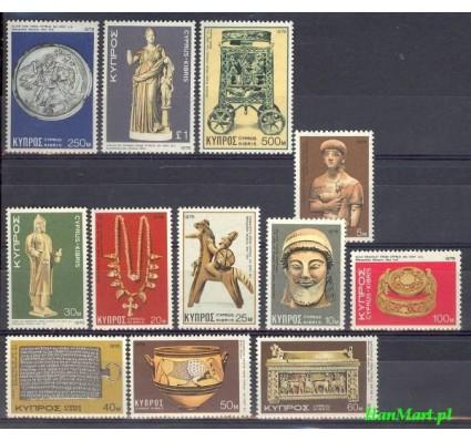 Cypr  1976 Mi 442-453 Czyste **