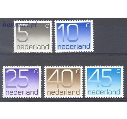 Znaczek Holandia 1976 Mi 1065-1069 Czyste **