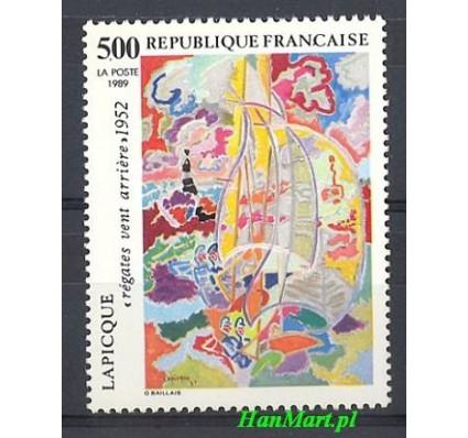 Znaczek Francja 1989 Mi 2744 Czyste **