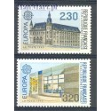 Francja 1990 Mi 2770-2771 Czyste **