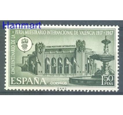 Znaczek Hiszpania 1967 Mi 1684 Czyste **