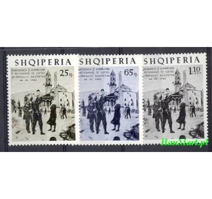 Znaczek Albania 1965 Mi 979-981 Czyste **