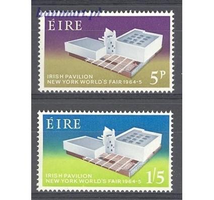 Znaczek Irlandia 1964 Mi 165-166 Czyste **