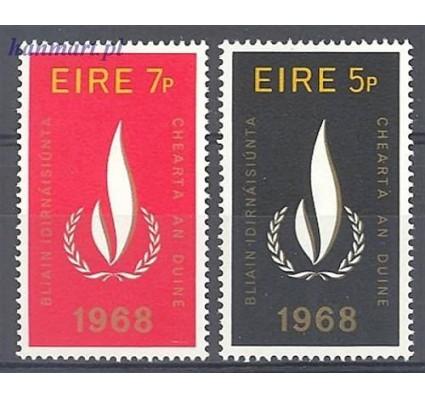 Znaczek Irlandia 1968 Mi 226-227 Czyste **