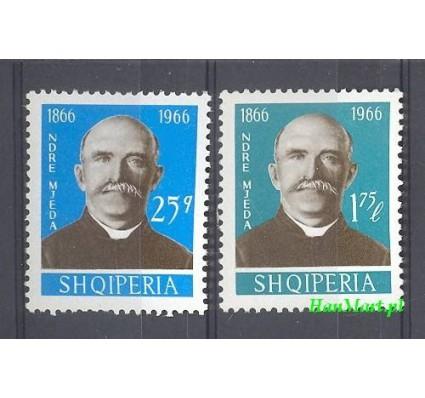 Albania 1966 Mi 1119-1120 Czyste **