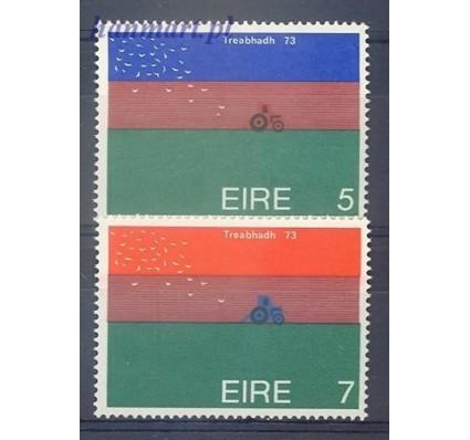Znaczek Irlandia 1973 Mi 294-295 Czyste **