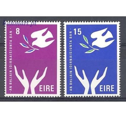 Znaczek Irlandia 1975 Mi 313-314 Czyste **