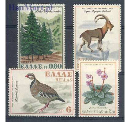 Znaczek Grecja 1970 Mi 1049-1052 Czyste **