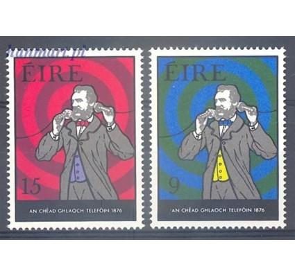 Znaczek Irlandia 1976 Mi 338-339 Czyste **
