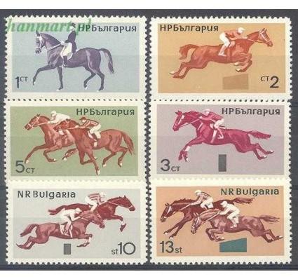 Znaczek Bułgaria 1965 Mi 1571-1576 Czyste **
