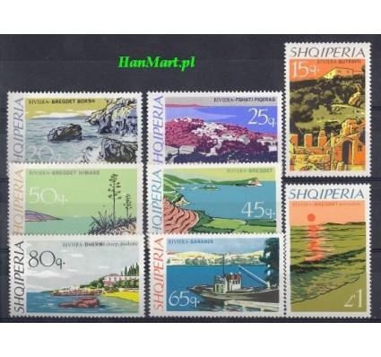 Albania 1967 Mi 1161-1168 Czyste **