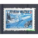 Chorwacja 1991 Mi 179A Czyste **