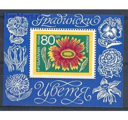 Znaczek Bułgaria 1974 Mi bl 50 Czyste **